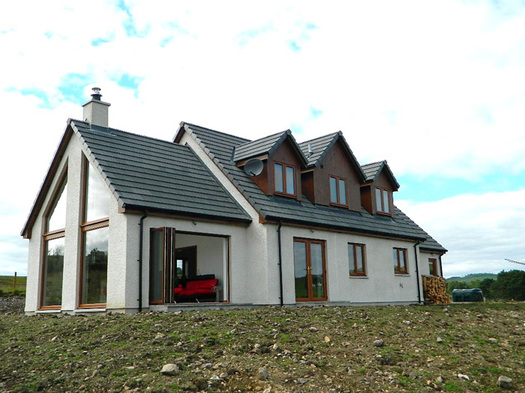 Colonsay Design Roy Homes Newbuild Main Photo Seabreezes