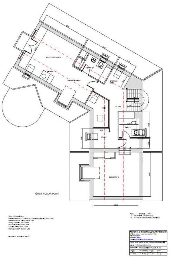 Seabreezes Plan Drawing FF